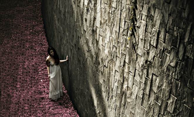 Walls are made by your psychology