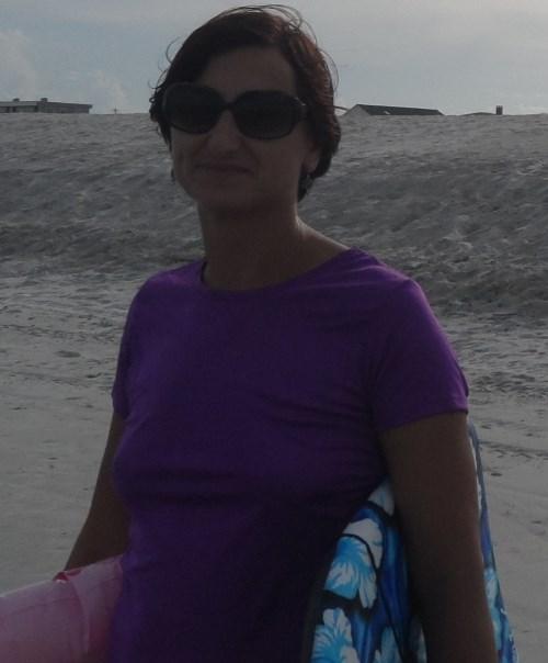 my beautiful wife
