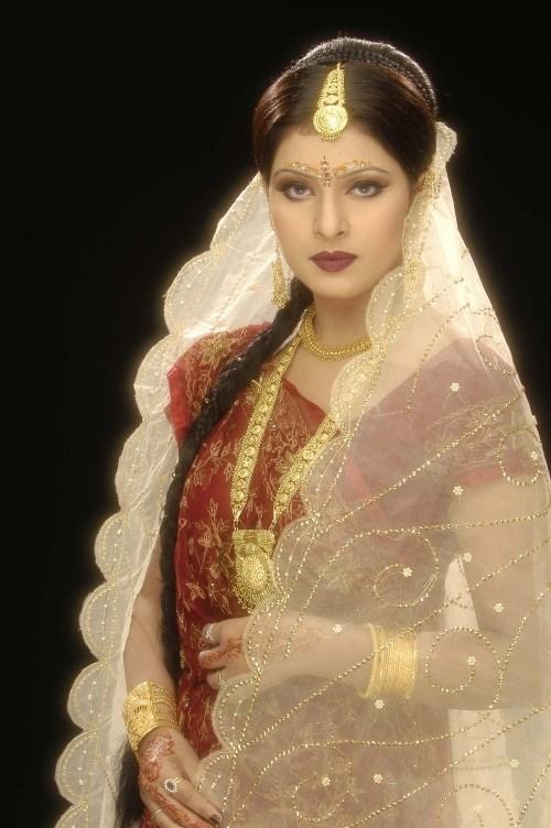 Pakistan bride Karachi