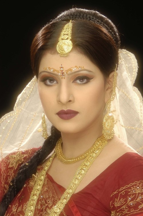 Attractive Pakistani brides pictures