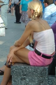 Real Russian girl photo