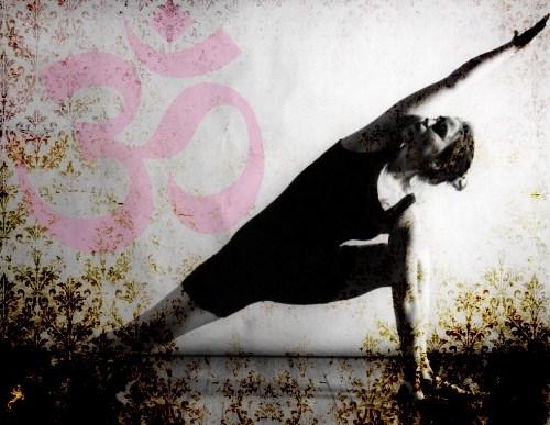 yoga girls pose