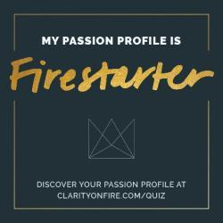 Passion Profile Quiz