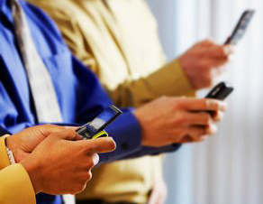 Cell phones to become a common method for payment
