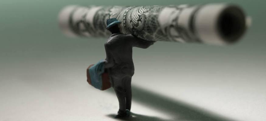 Big banks suffer downgrade of credit ratings