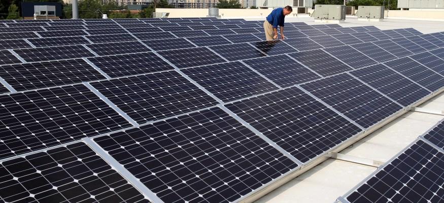 Saudi Arabia investing heavily in solar