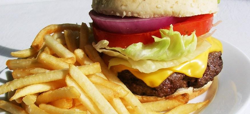 One restaurant chain runs counter to healthier menu trend