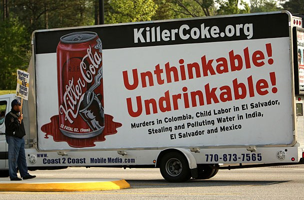 Burbank bans rolling billboard trucks