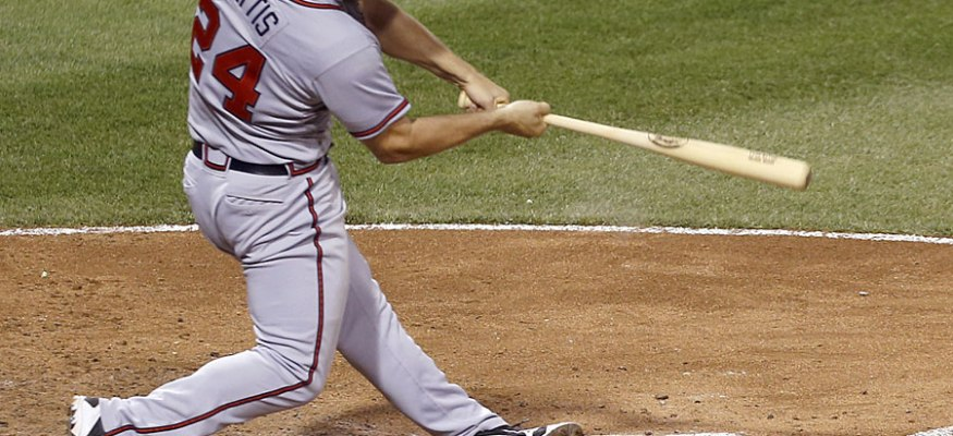 Athlete makes journey from drifter to MLB starter