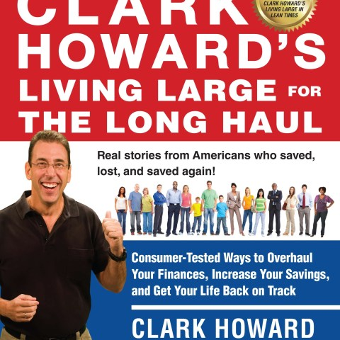 Read an excerpt from Clark Howard's new book