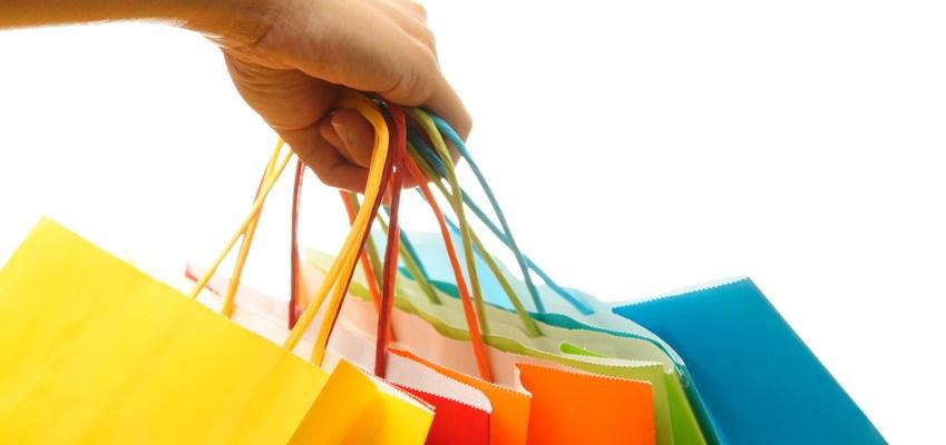 Consumer spending on the rise
