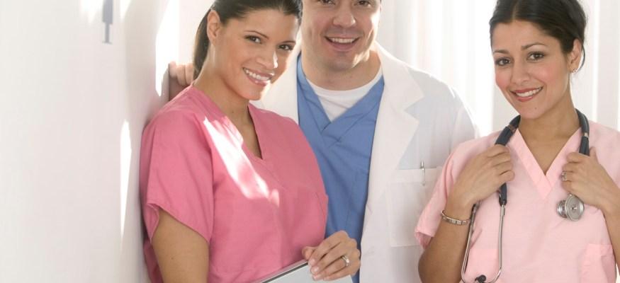 Free self-serve diagnostic health equipment