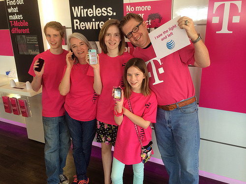 T-Mobile Sued Over Cram Charges