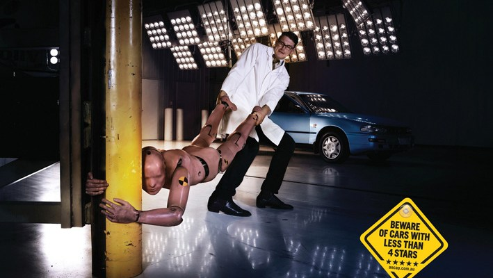 The Truth About Crash Test Ratings – Are You in Danger?