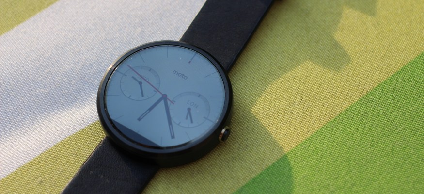 Clark's Review of the Moto 360 Smartwatch