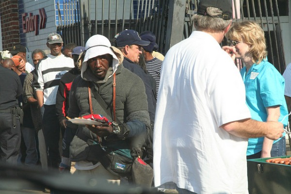 Thinking About Feeding the Homeless? Prepare To Be Arrested