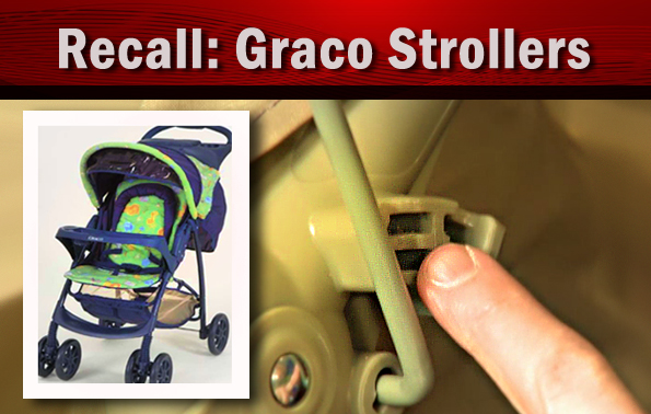 Nearly 5 Million Strollers Recalled Over Danger of Finger Loss
