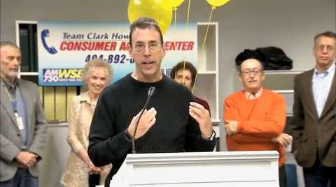 Clark Howard presents the new Consumer Action Center