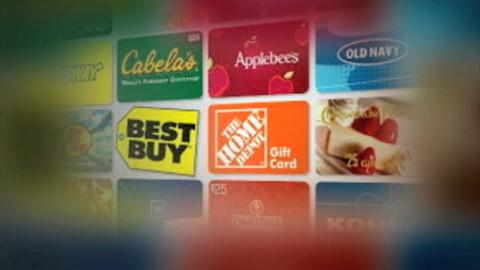 Get cash for your unwanted gift cards