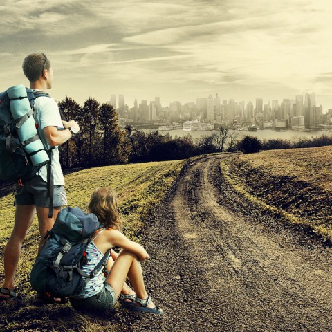 A gap year before college can be a good option for students