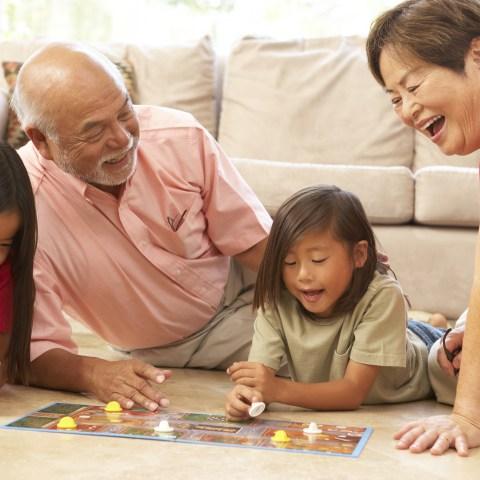 Babysitting Your Grandkids Can Ward Off Alzheimer's