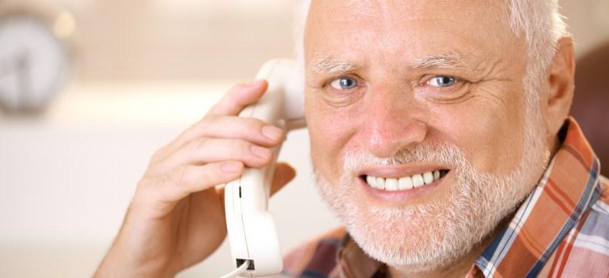 Senior Alert: Landline Phone Leaves Man With $24,000 Bill!