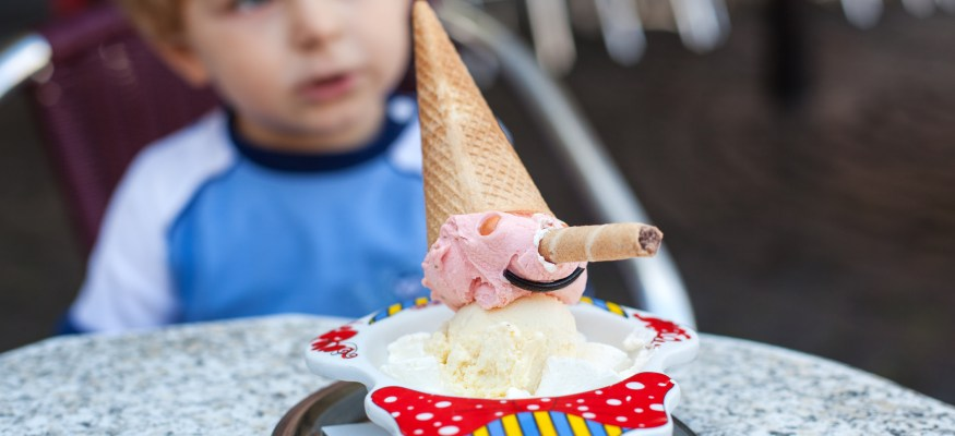 The best ice cream is also the cheapest