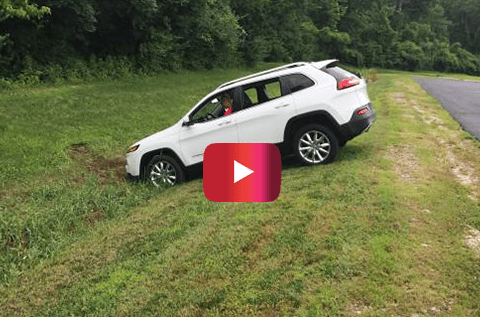 Watch hackers remotely take control of a Jeep on the highway
