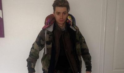 Pop star collapses wearing 12 layers of clothing to avoid bag fees