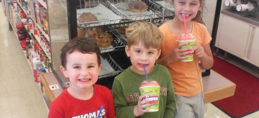 EXPIRED: Free Slurpees for everbody this Saturday!