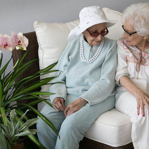 Want to live past 100? Here's the secret…