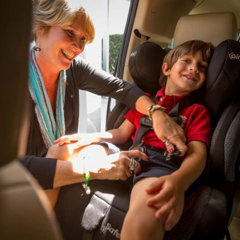 Mom creates gadget to protect kids dying in hot cars