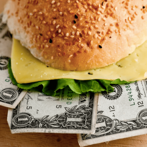 The home dollar menu: 3 meals for $3 each