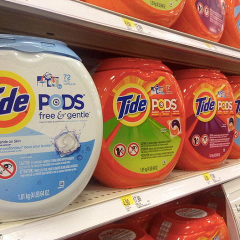 Laundry pod makers agree to new safety standards