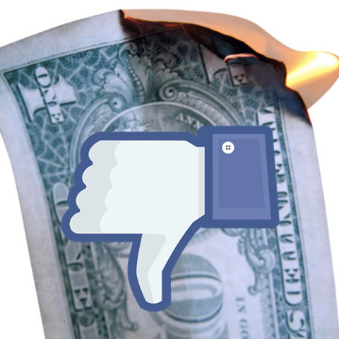 Top 10 ways to get a dislike on Facebook