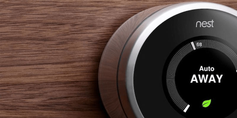 A look at the Nest thermostat
