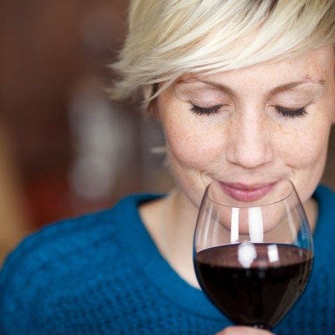 Study: How red wine can be good for your health!