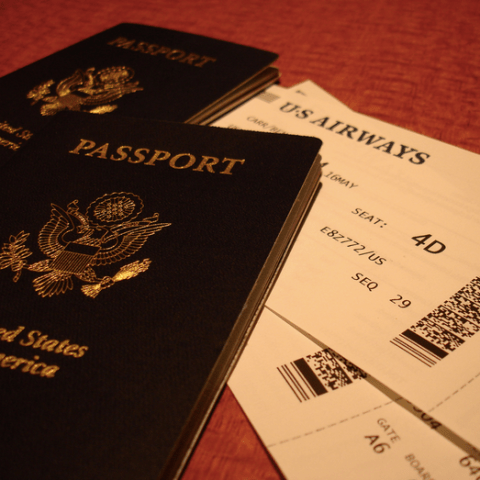 What info is stored in a boarding pass barcode? A lot.