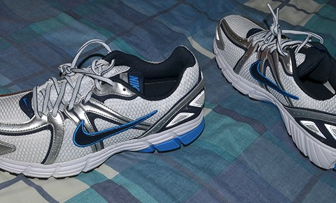 Report: Some cheap running shoes better than expensive ones