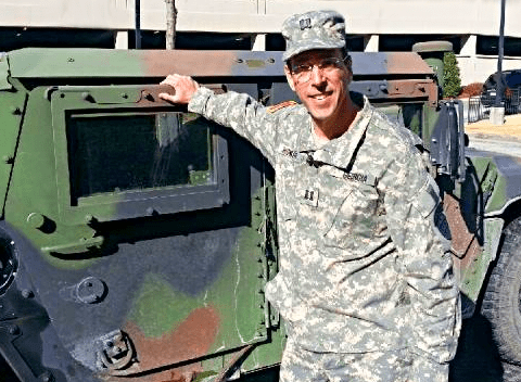 Clark Howard: Why I serve in my State Guard