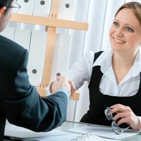 Networking remains the key to getting a job offer