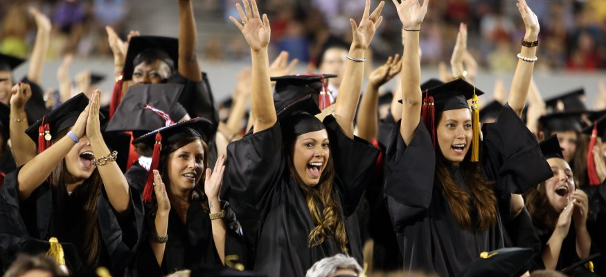 20 best job markets for new college graduates