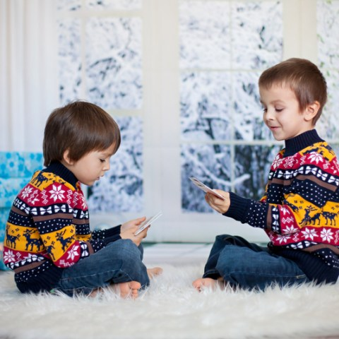 How to entertain your kids during a winter storm