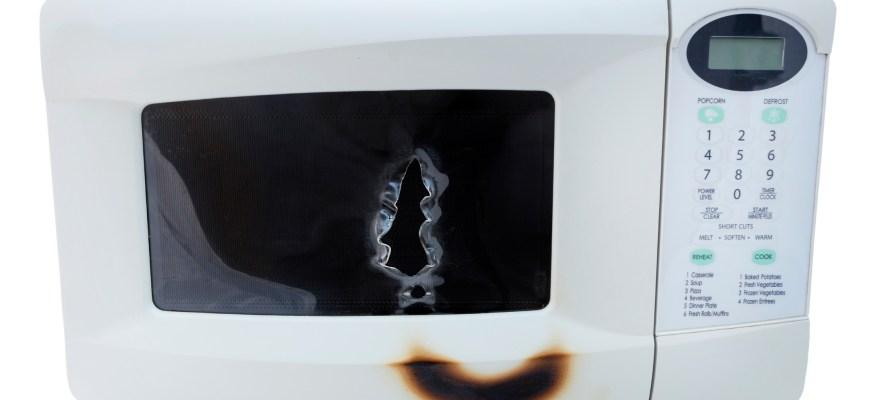 Microwave damage