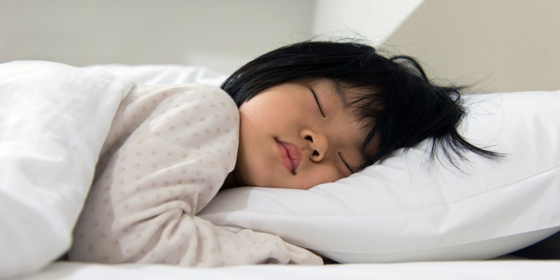 7 ways to help your child (and maybe even you!) get a better night of sleep