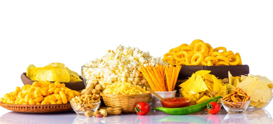 This may be the reason you're eating too much junk food