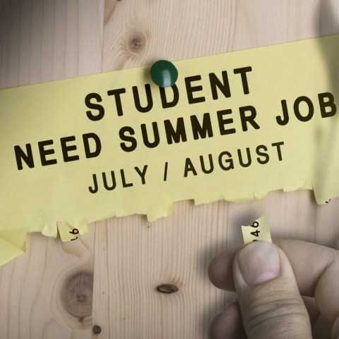 Tips for finding summer jobs for teens