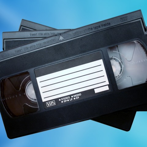 Man arrested over an old VHS rental late fee!