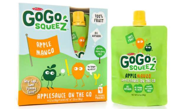 Quality concerns prompt GoGo squeeZ applesauce recall