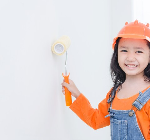 3 kinds of family fun home improvement projects